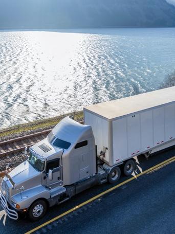 Dry Vans | Full Truck Load