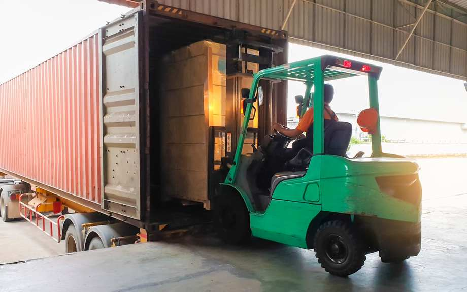 Reduce logistics transportation services costs by shipping less frequently