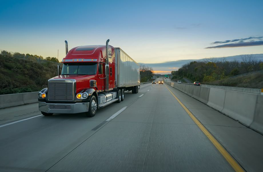Logistics transportation services costs depend on shipping destination