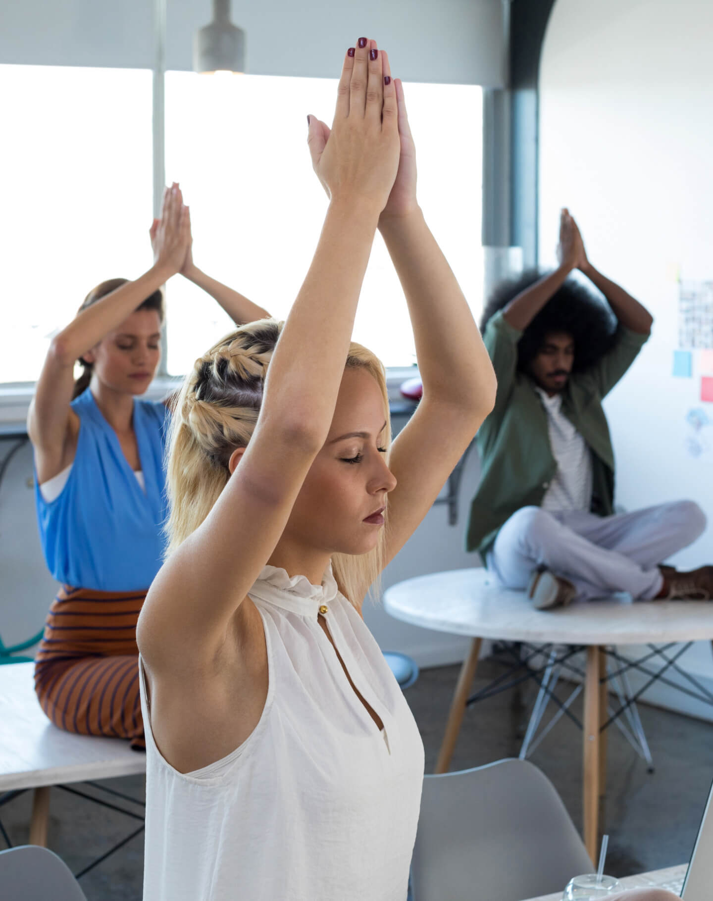 TMS Careers - Wellness Program