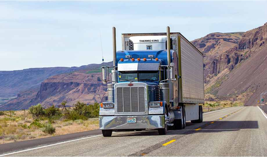Freight Solution - Over-the-Road