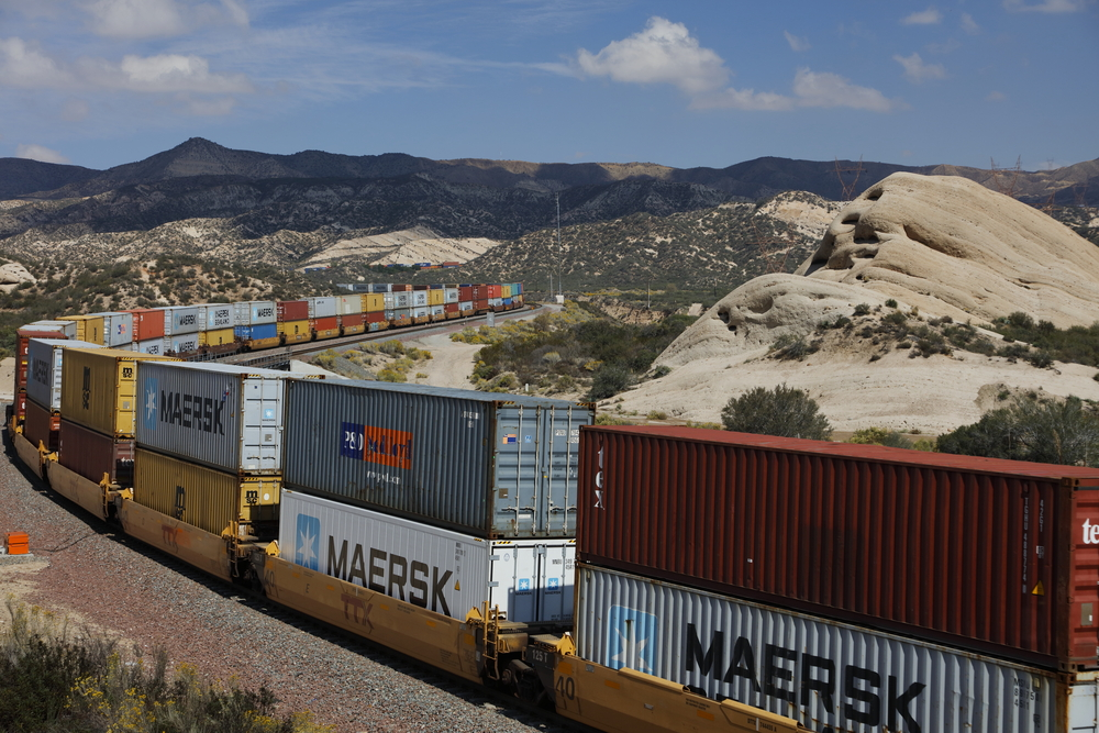 advantages of intermodal transportation - capacity