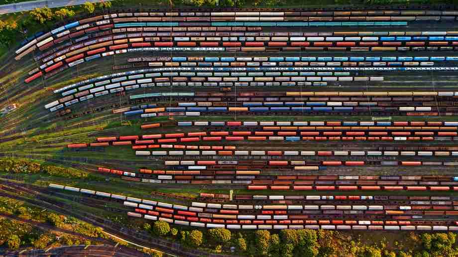advantages of intermodal transportation - sustainability