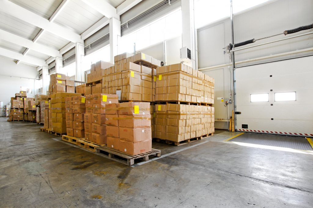 when to use ftl freight shipping large amounts of freight